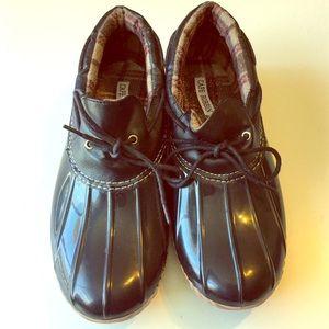 Cape Robbin Muriel-2 Duck Shoe Low Ankle Black 8